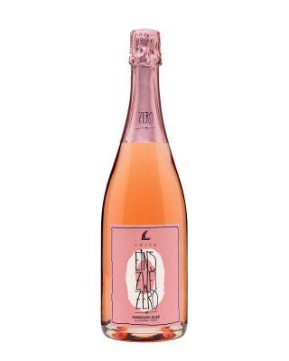 Eins Zwei Zero Sparkling rosé - Leitz