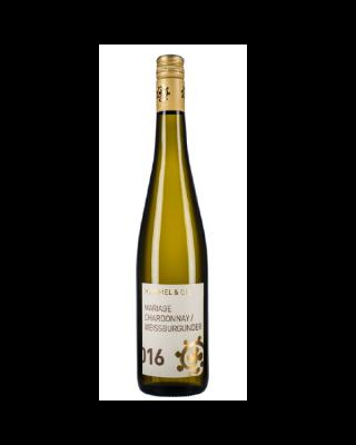 Mariage Chardonnay & Weissburgunder trocken QBA