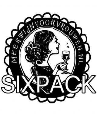 Meerwijnvoorvrouwen Sixpack